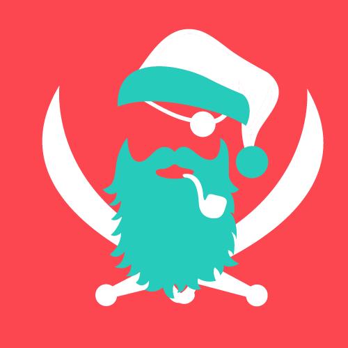 Noël Pirate l'île au trésor