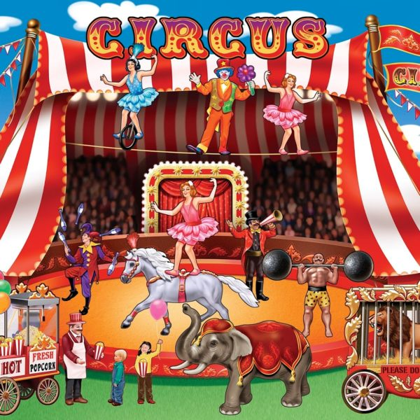 Anniversaire CIRCUS CLOWN PARTY