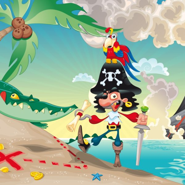 anniversaire pirate l 39 le au tr sor festikids animation. Black Bedroom Furniture Sets. Home Design Ideas